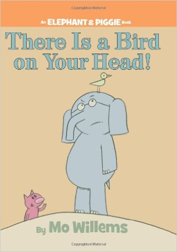 There Is a Bird On Your Head!