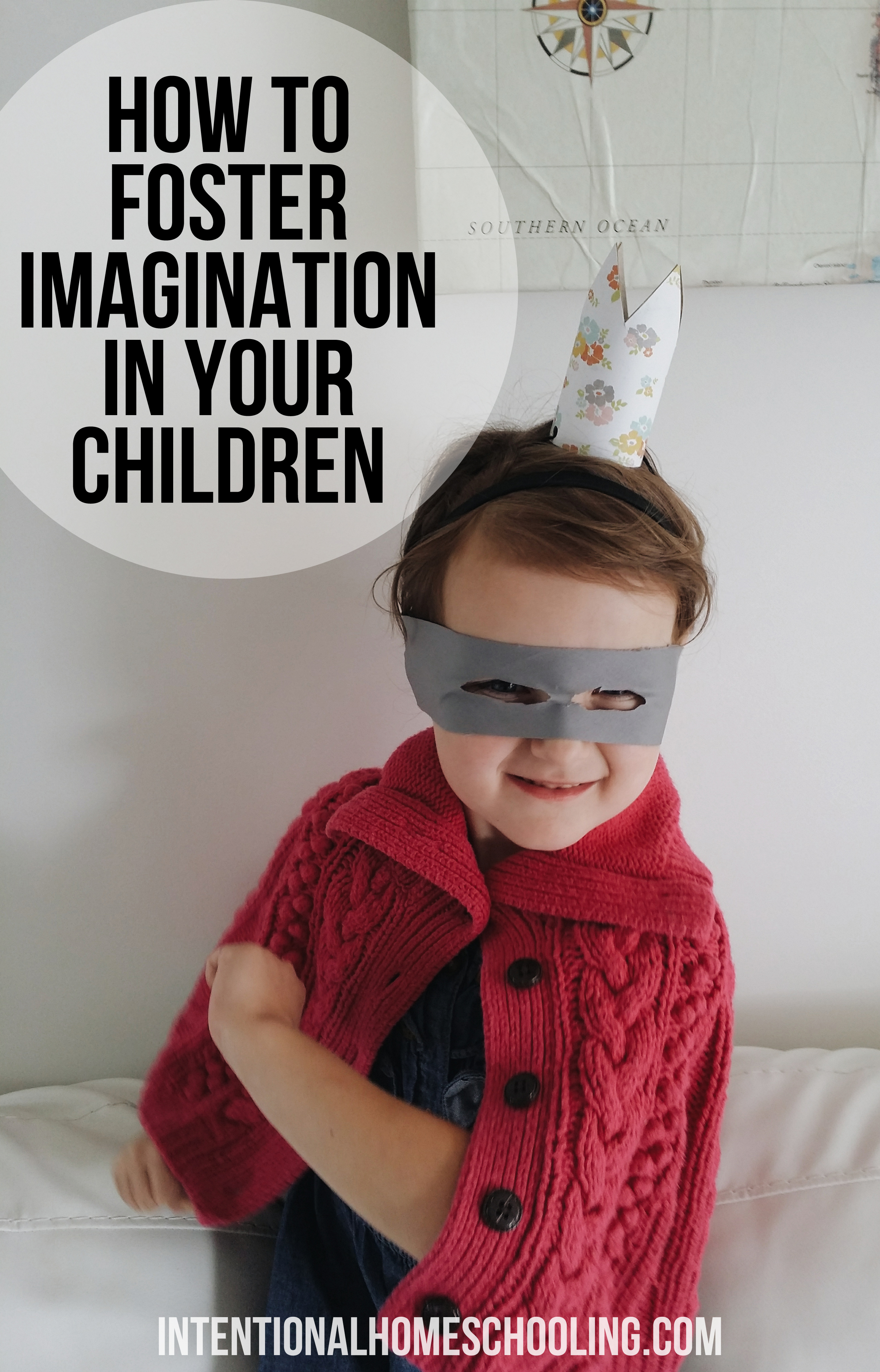 Fostering an Imagination in kids.