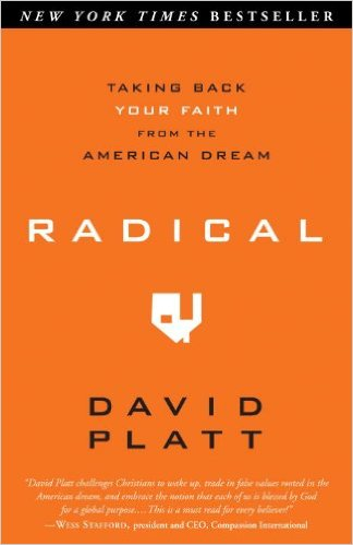 Radical: Taking Back Your Faith from the American Dream