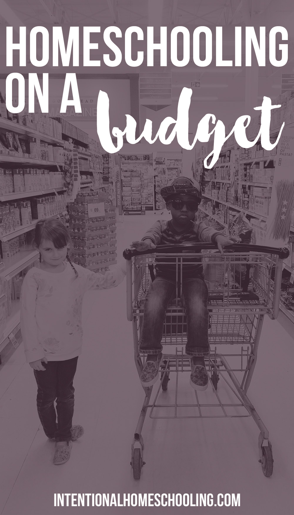Homeschooling on a Budget - how we do it!