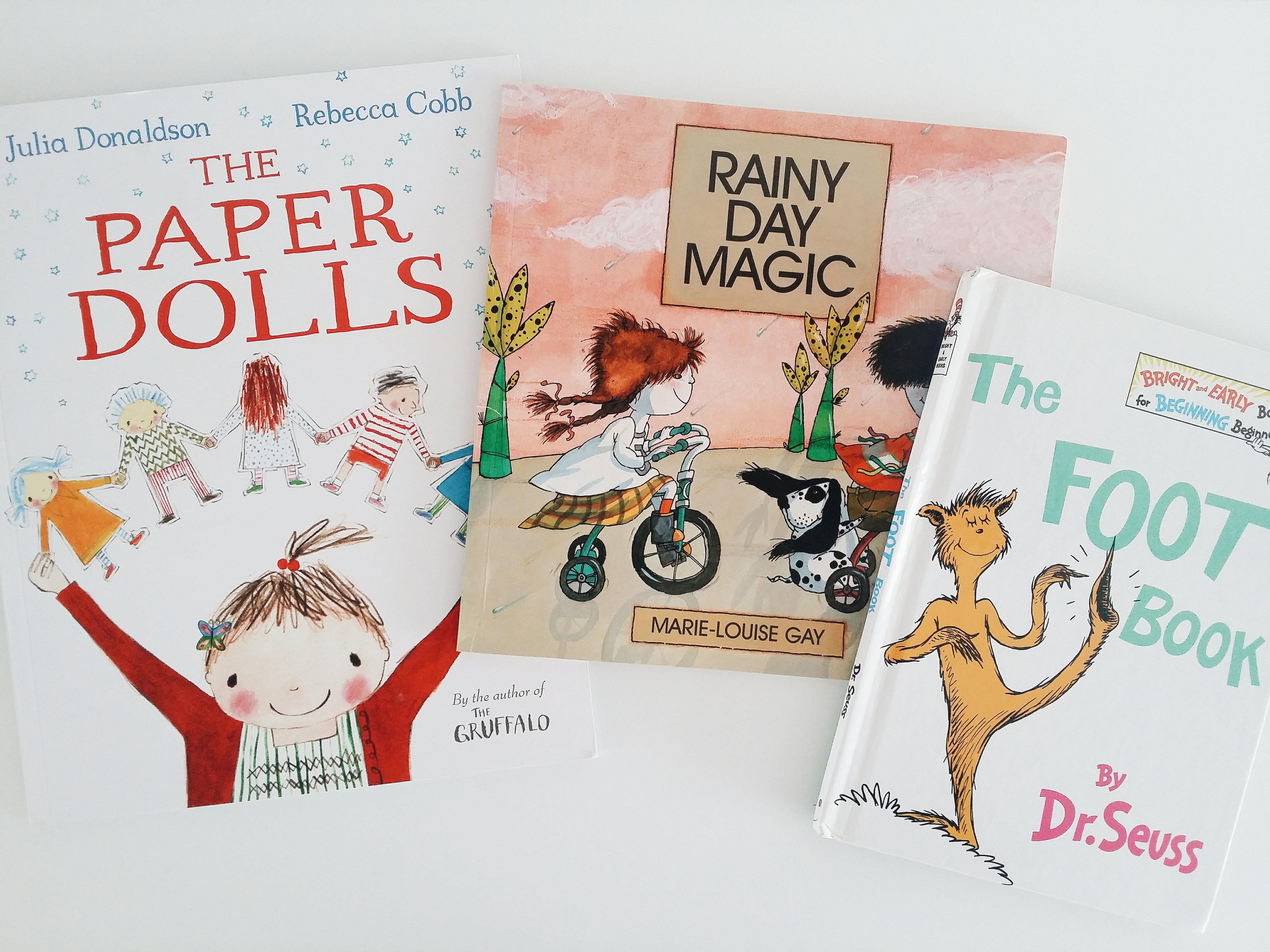 Our Six Absolute Favorite Picture Books - if we could only have 6 picture books in our house, these would be them.