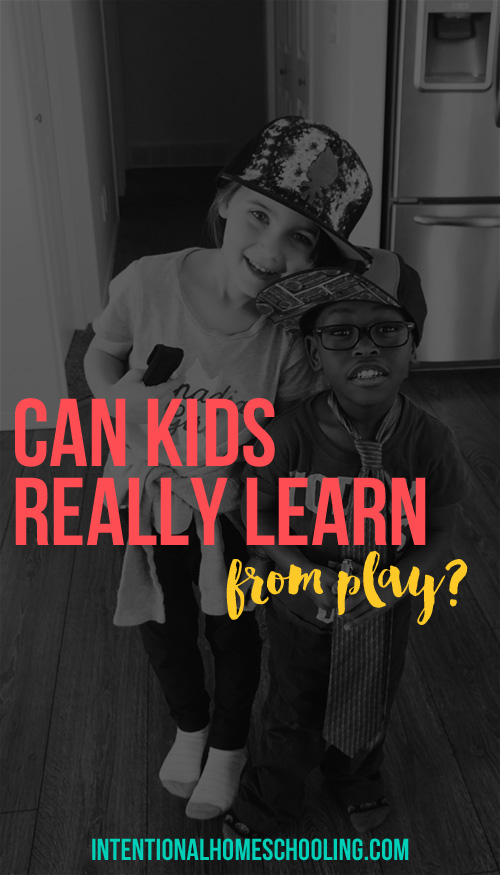 Can Kids Really Learn From Play?