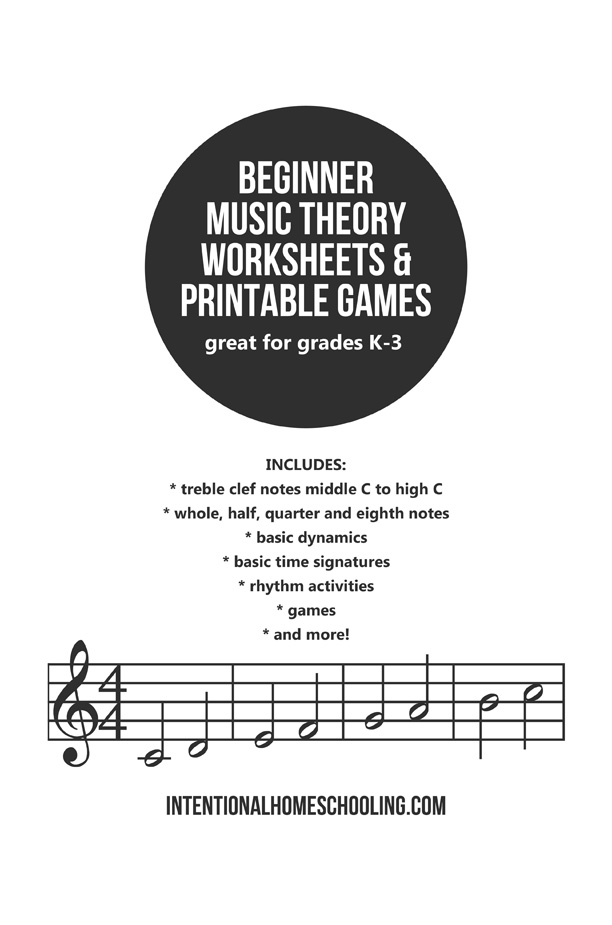 music theory worksheets games intentional homeschooling. Black Bedroom Furniture Sets. Home Design Ideas
