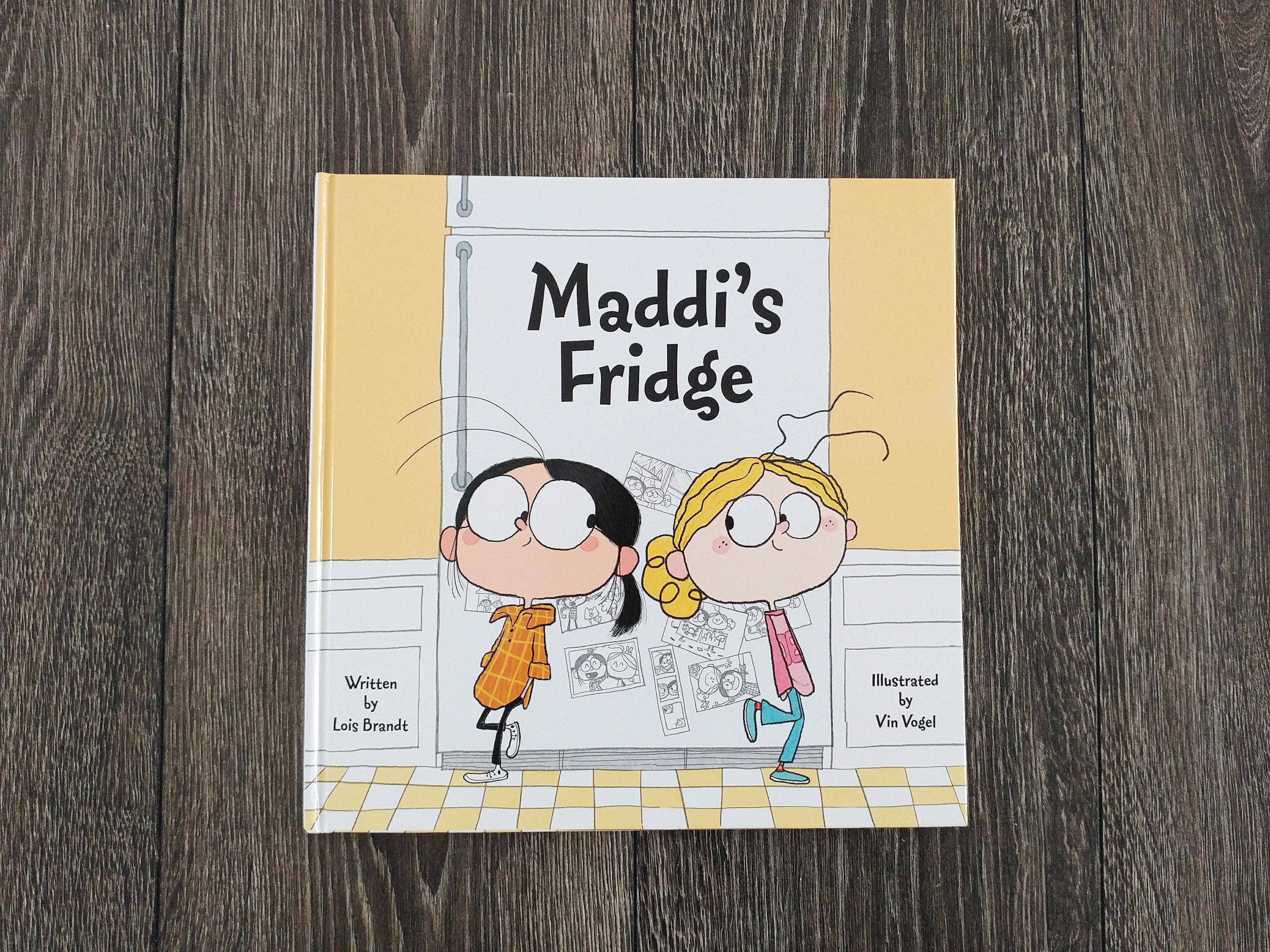 Reviews on Maddi's Fridge and The Day I Ran Away