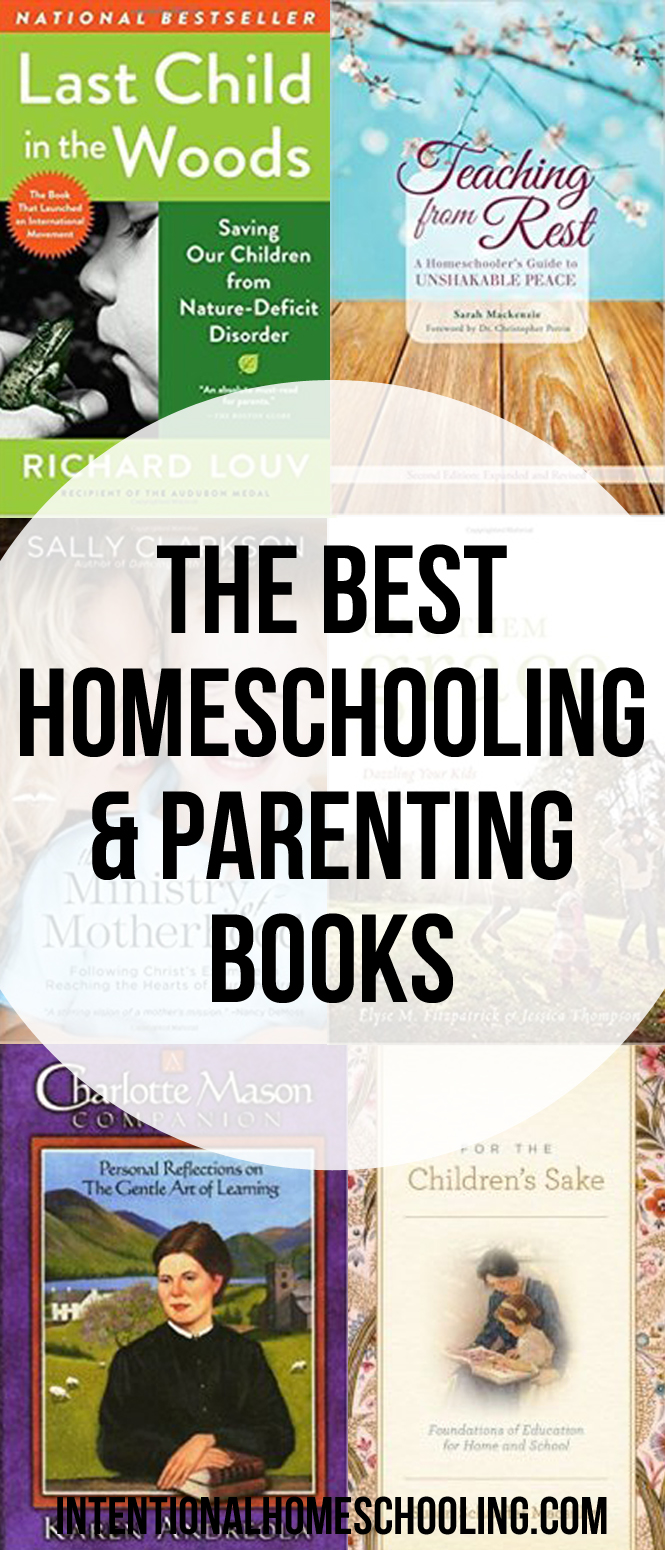 The Best Homeschooling and Parenting Books