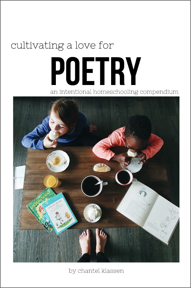 Poetry Compendium - all you need to know for incorporating poetry into your homeschool