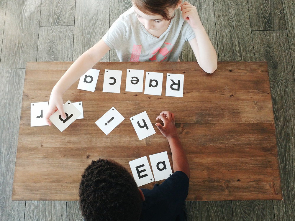 Printable Letter and Number Pack