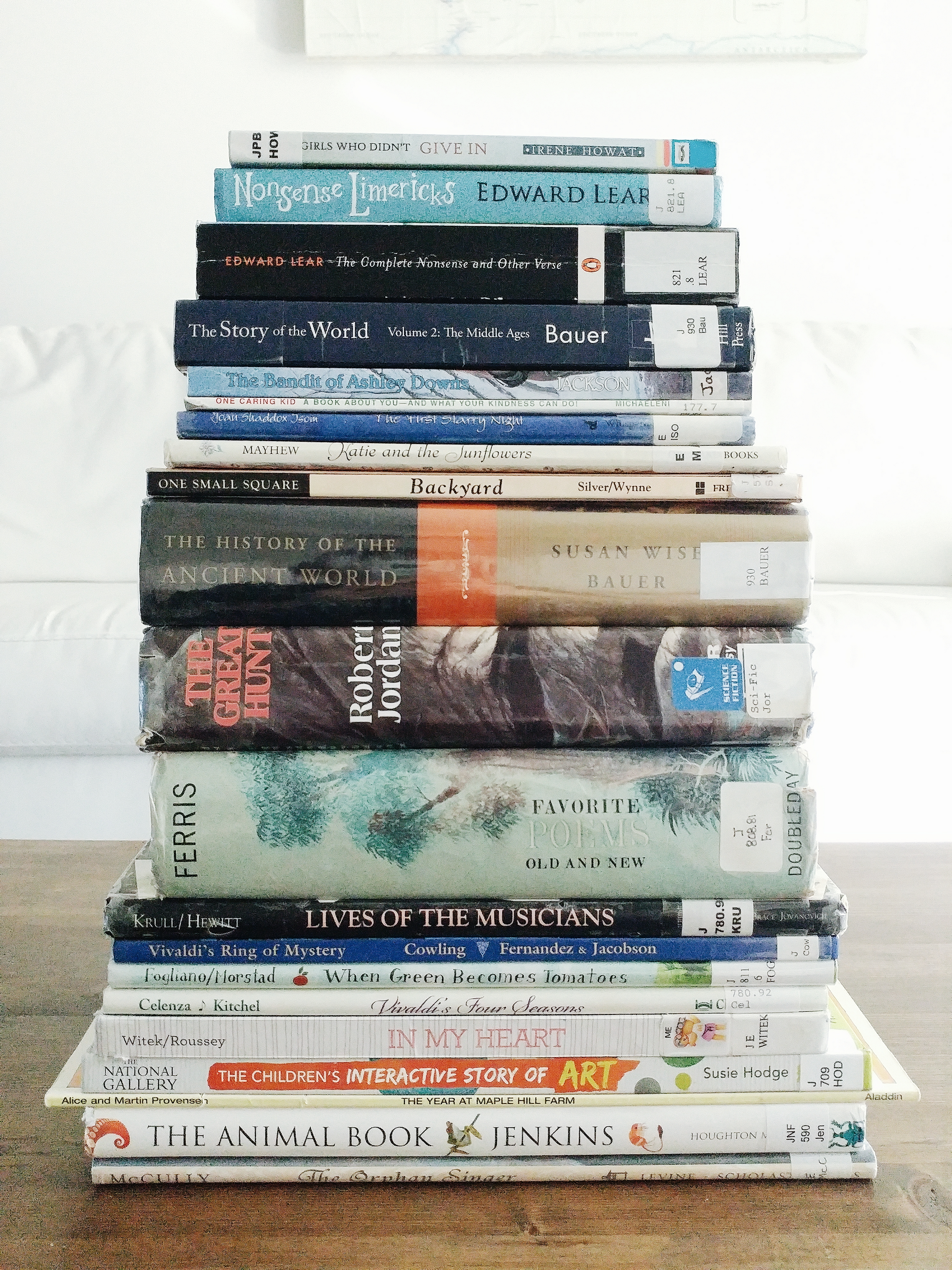 2018 Intentional Homeschooling Reading Challenge - A New Book Giveaway Each Month!