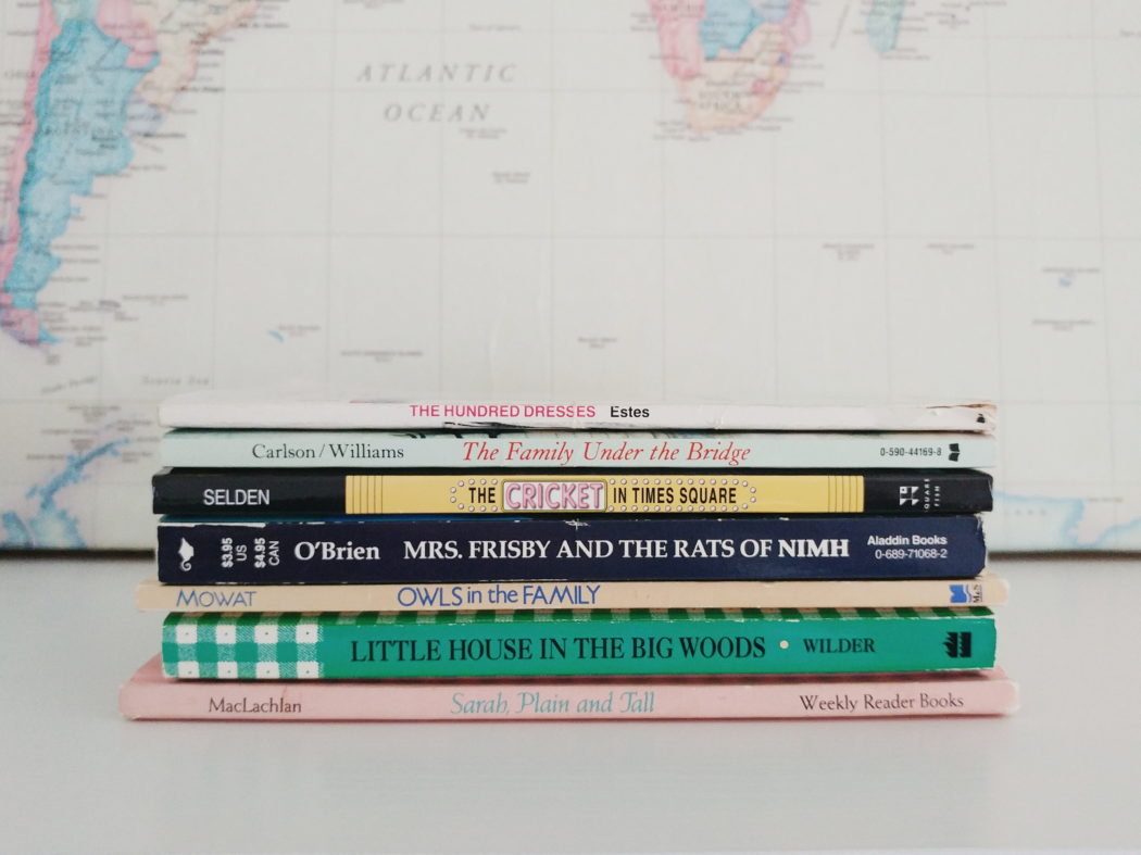 The Best Novels for Grade Two