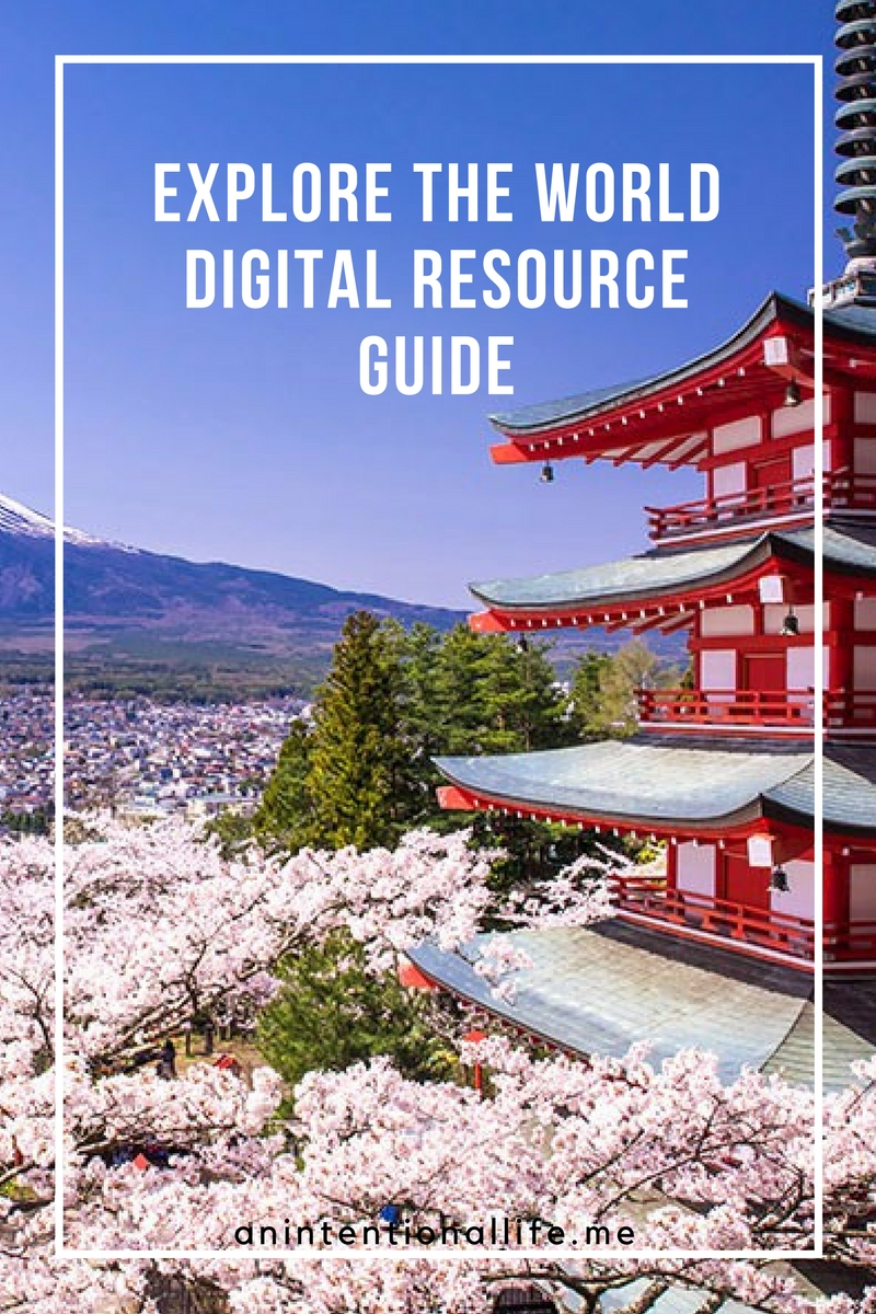 Explore the World Digital Resource Guide
