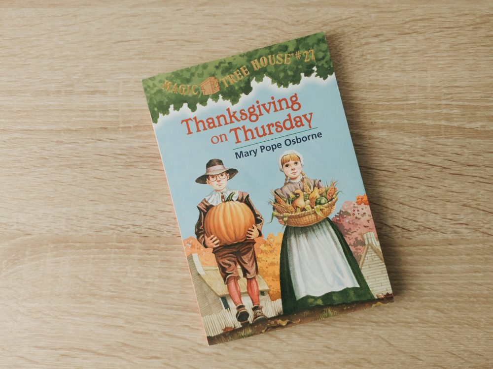 Thanksgiving Picture Book List - plus 2 bonus Thanksgiving and gratitude books