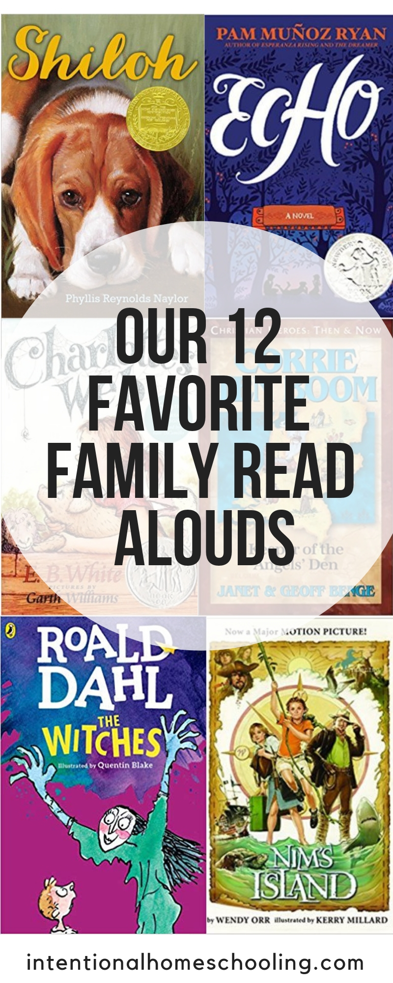 Our favorite family read aloud chapter books that we read in 2018