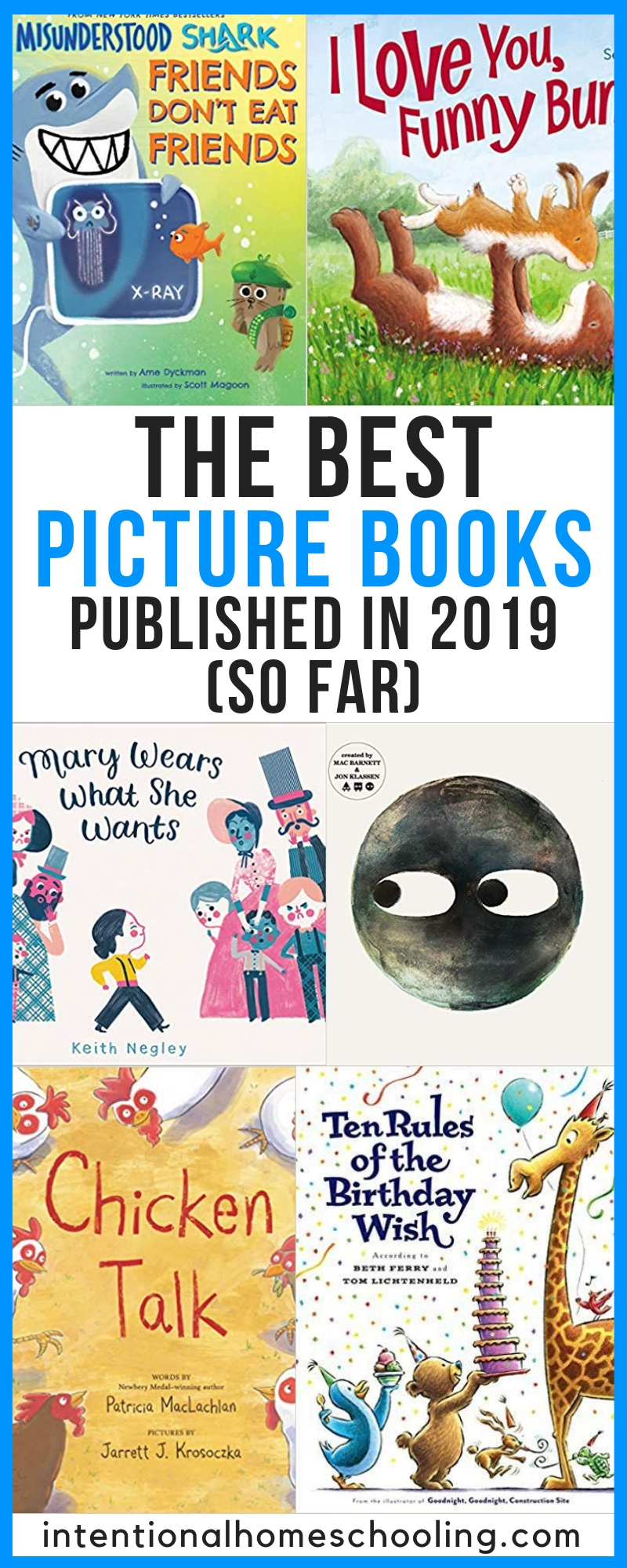 The Best Picture Books Published in 2019 (so far)