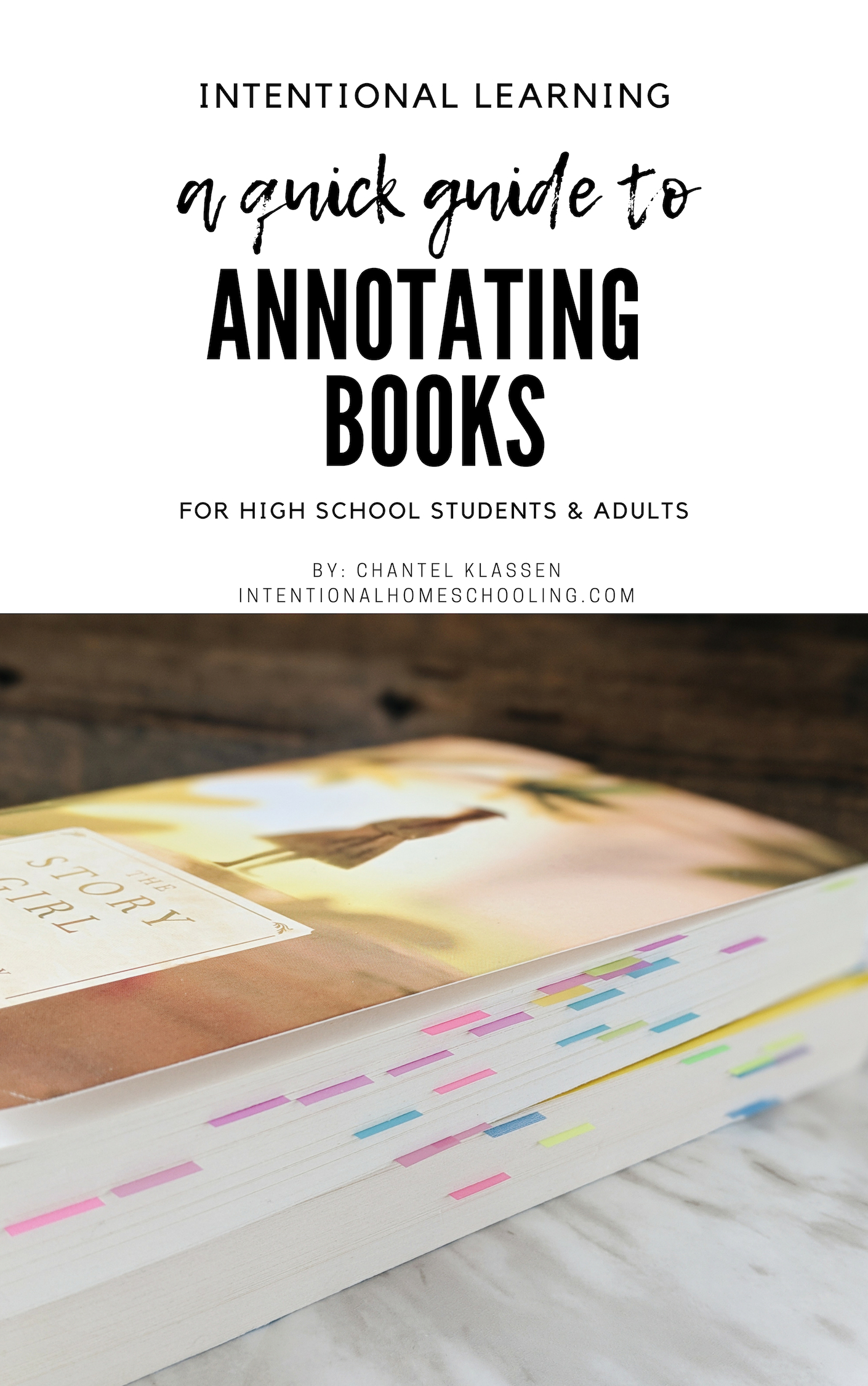 A Guide to Annotating Books - learn how to annotate books and make reading a wonderful experience