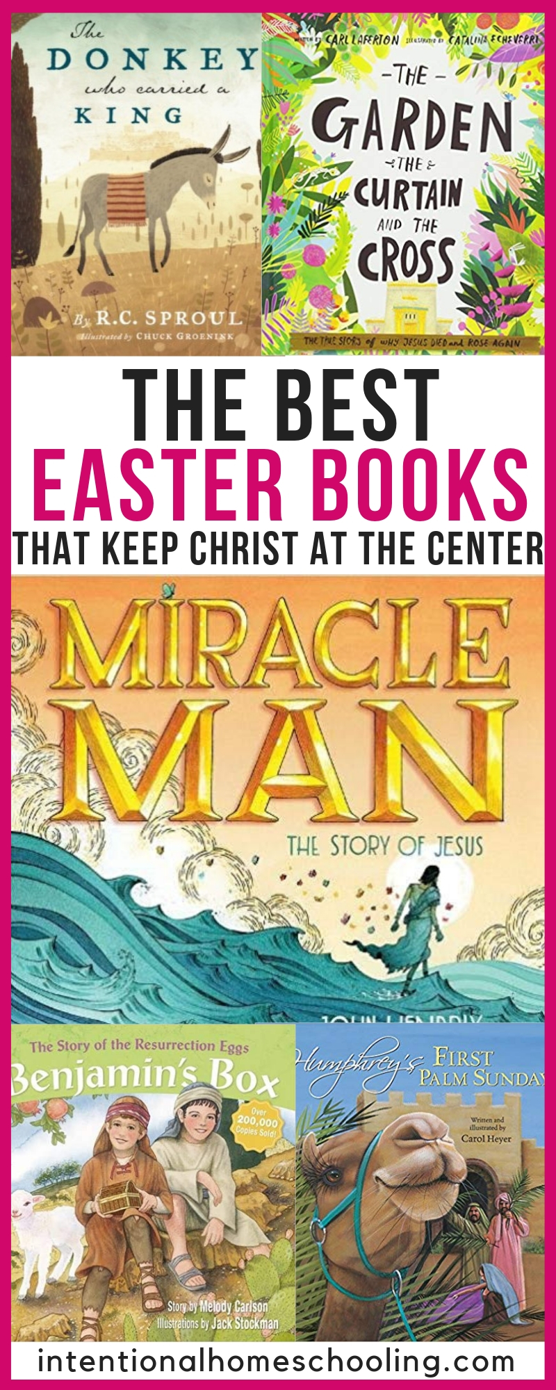 The Best Easter Picture Books That Keep Christ at the Center