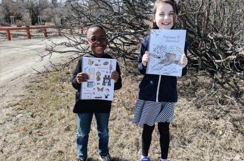 Homeschool Snapshots - adventure log and nature journal