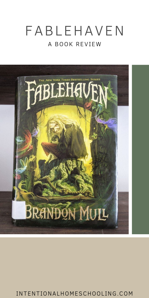 A Fablehaven Book Review - what I liked, what you should know and the ages it's best for.