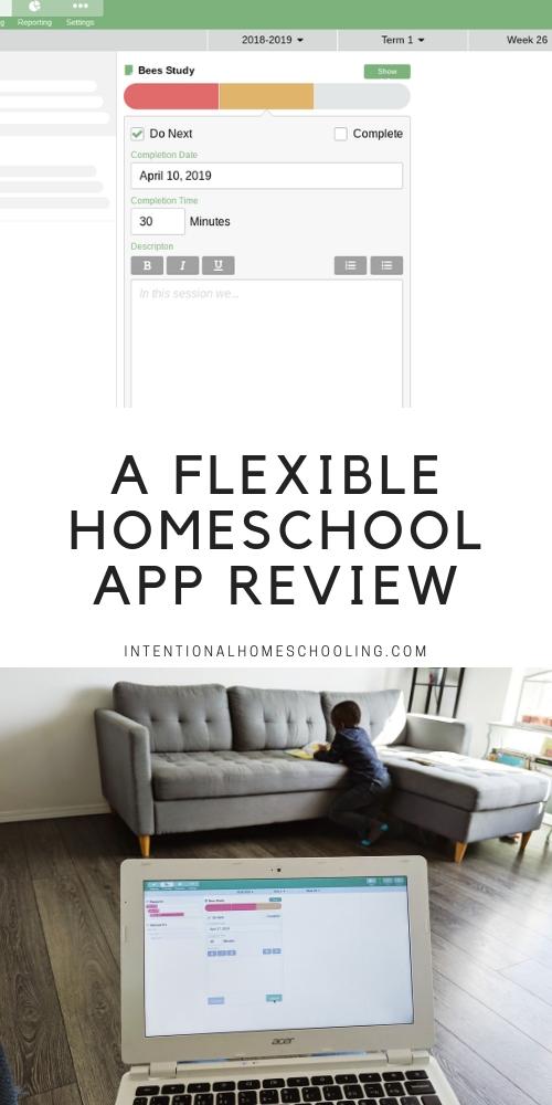 A Flexible Homeschool App Review