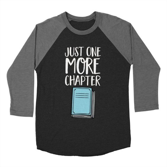 Just One More Chapter - apparel and accessories for book worms, readers and homeschoolers