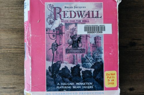 Redwall Audiobook - The Wall