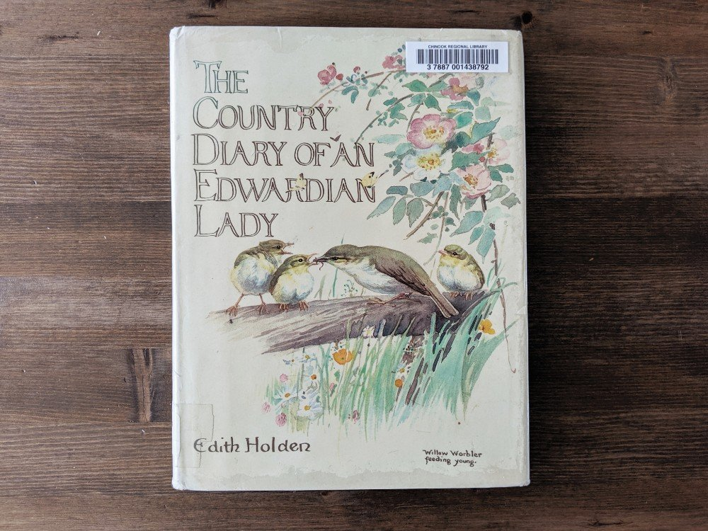 Great Nature Study Resources - Nature Journal - The Country Diary of an Edwardian Lady