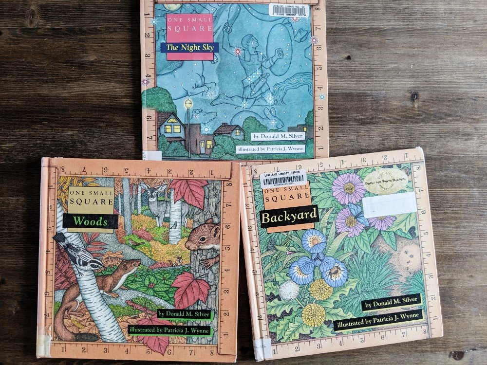 The Best Nature Study Resources - One Small Square Books