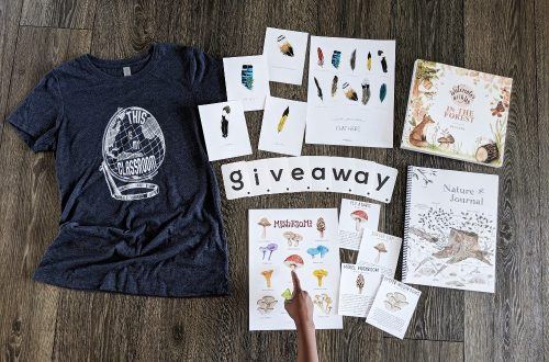 Huge Nature Giveaway - you could win all of this!