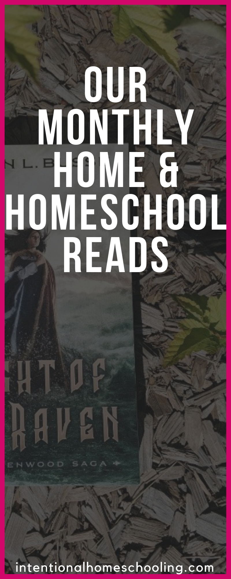 What We've Been Reading in Our Home and Homeschool Lately