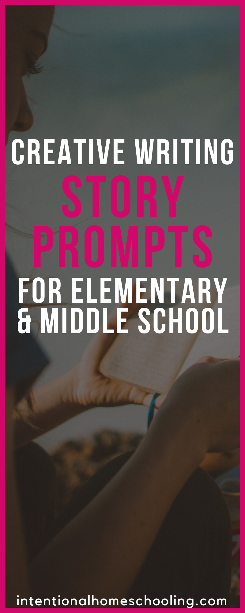 Free Creative Writing Story Prompts - fun prompts for creative writing for elementary and middle grades