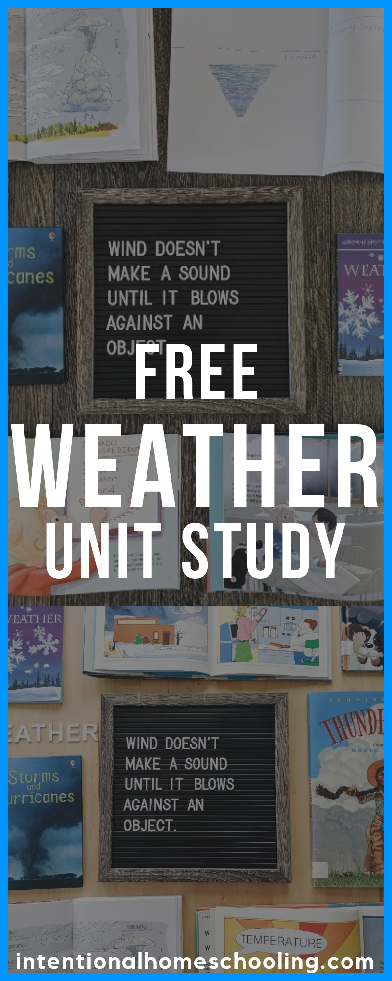 Free Weather Unit Study Resources