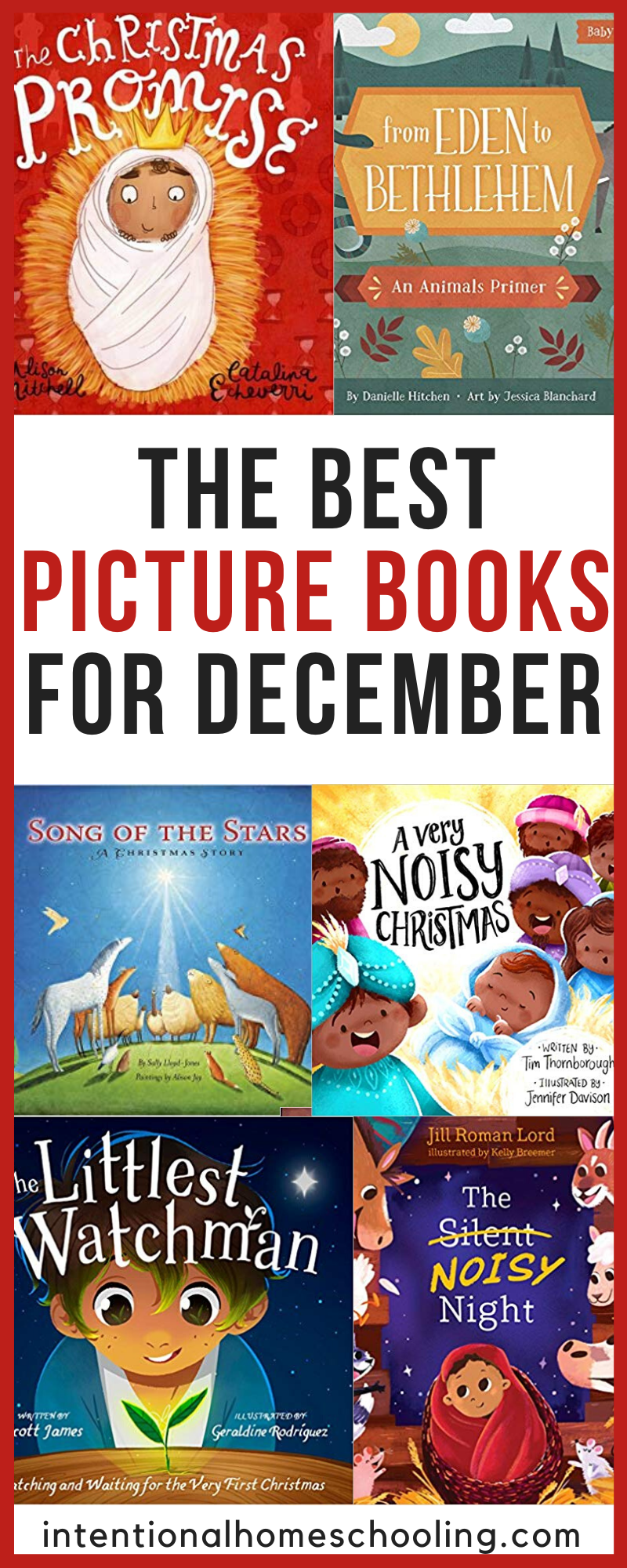 The Best Children's Books for December
