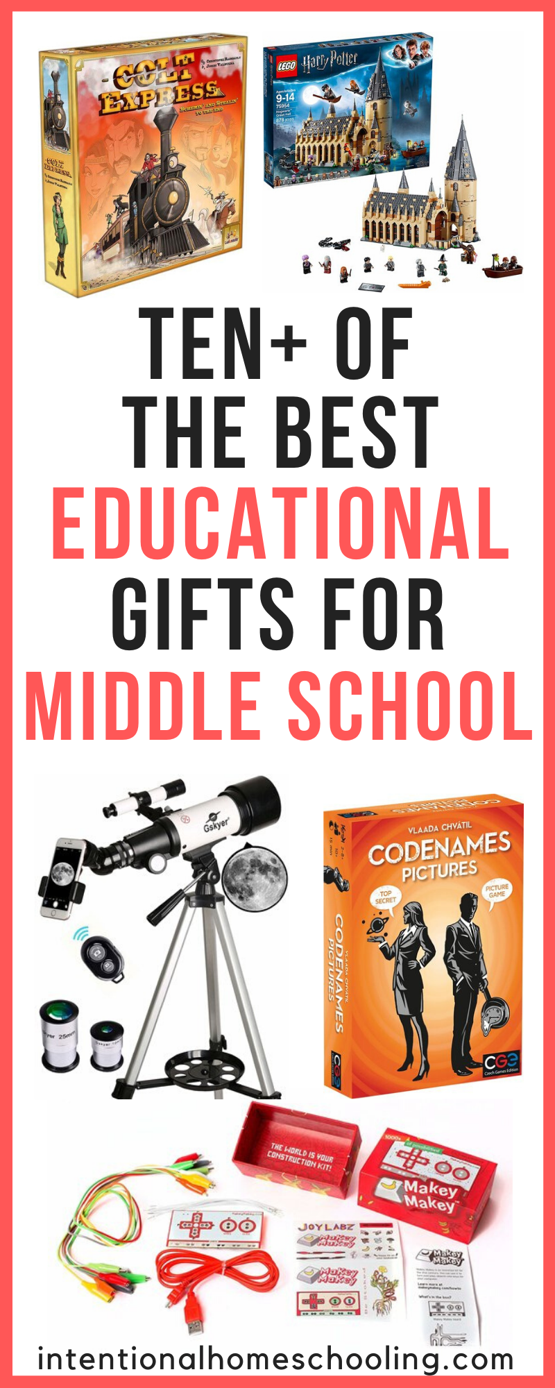 The Best Educational Gifts and Toys for Middle School and Tweens