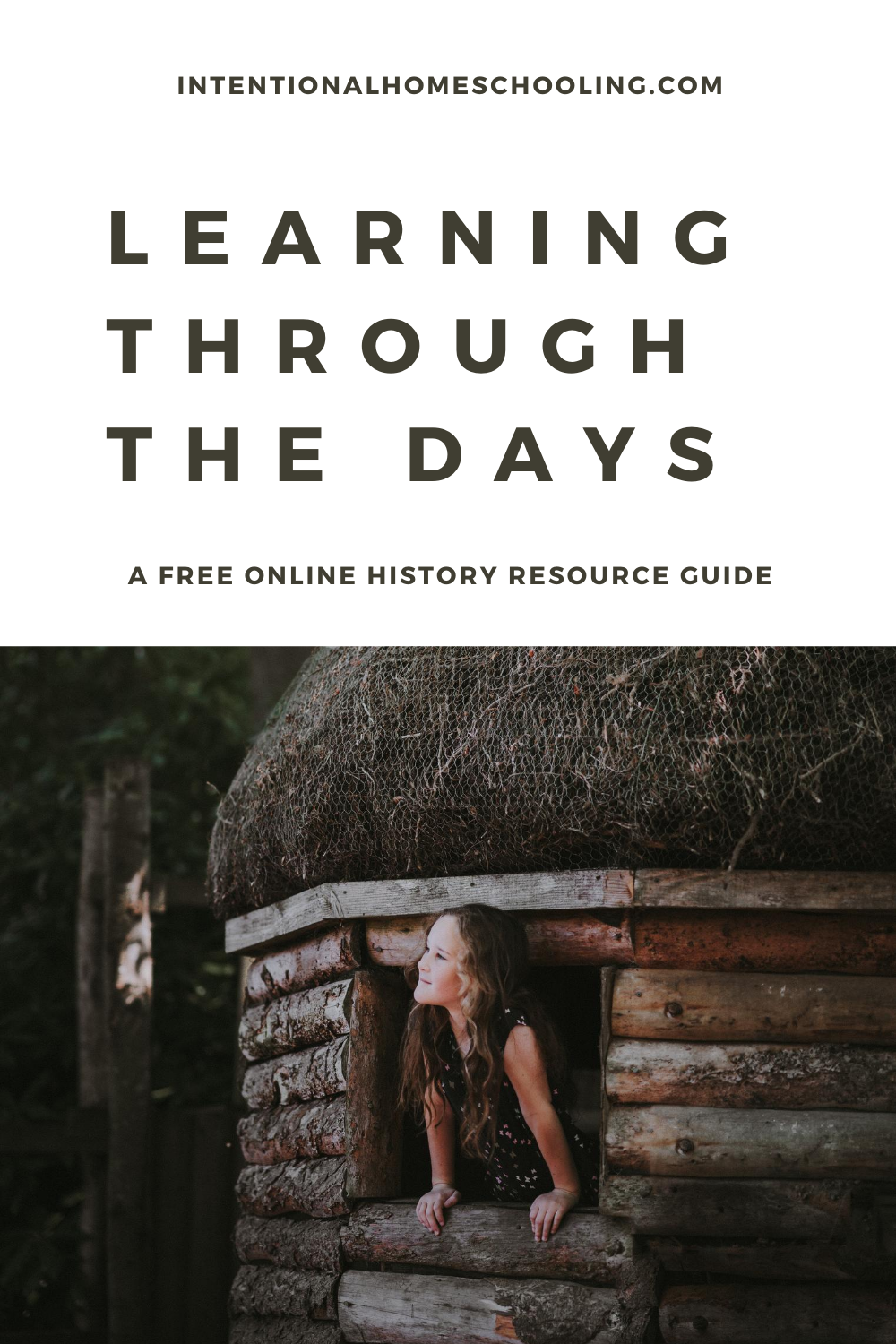 Learning Through the Days - a free online history resource tool