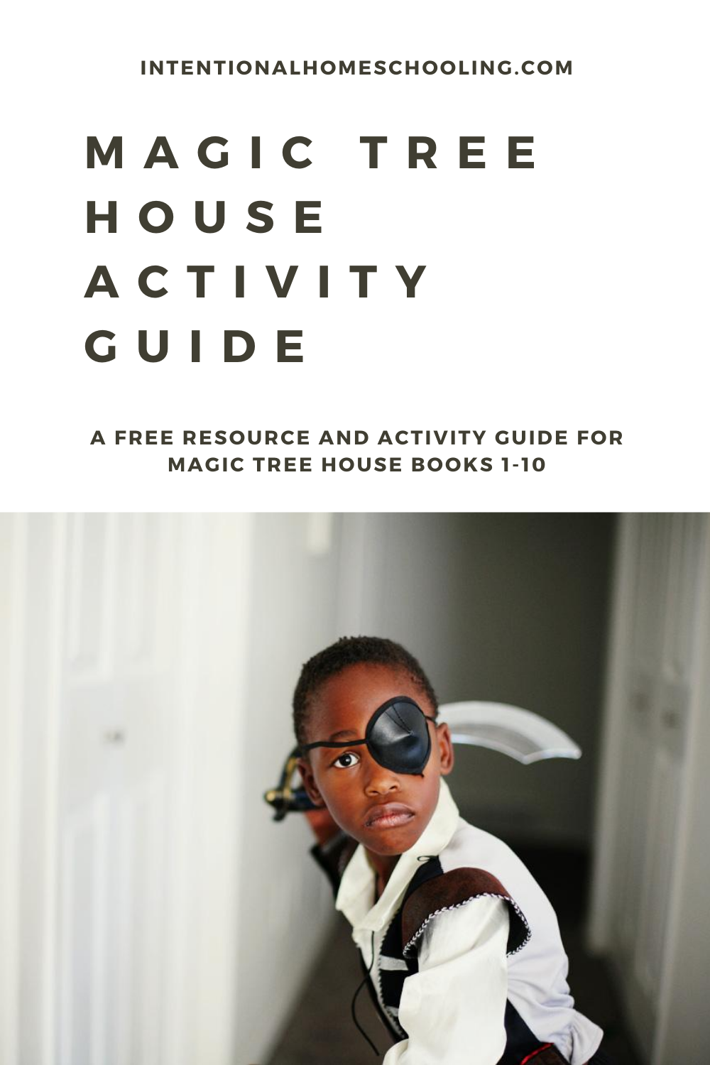 Magic Tree House Activity Guide - a free online resource guide for Magic Tree House books