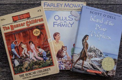 Classic Novels for Elementary Kids