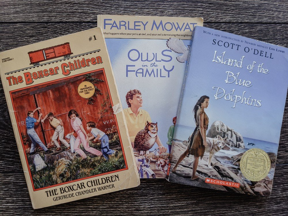 Classic Novels for Elementary Kids