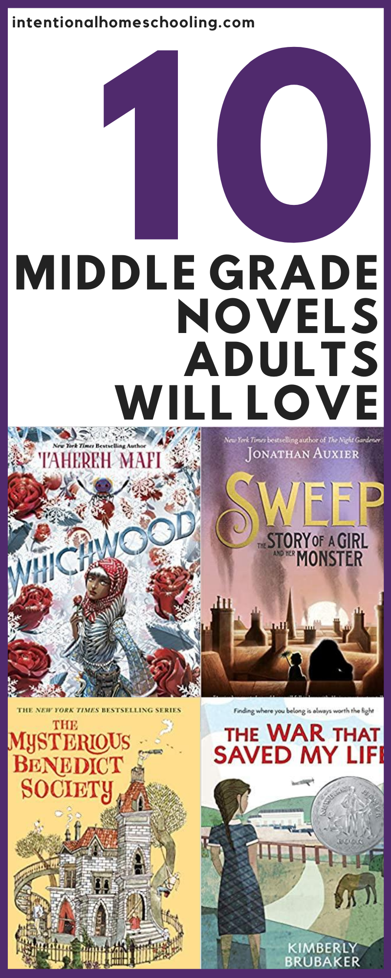 Middle Grade Books that Adults will Love - and Kids too!