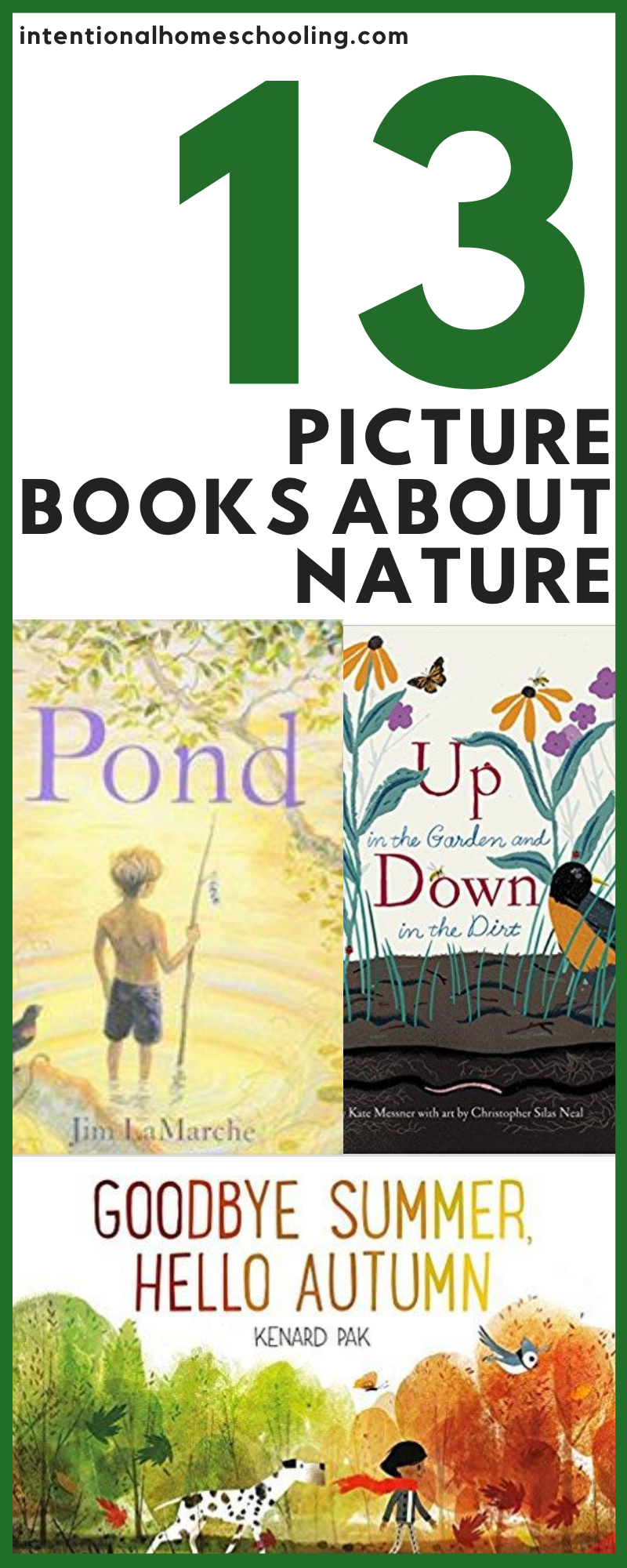 The Best Picture Books About Nature