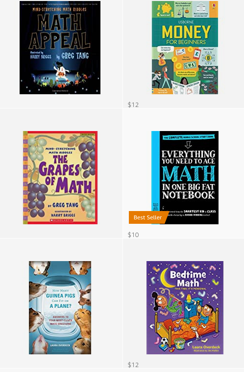 Our Favorite Fun Math Learning Activities