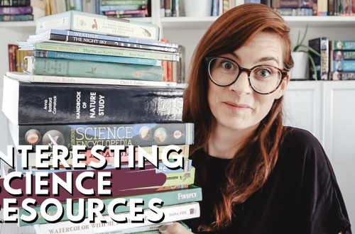 Our favorite science resources in our homeschool as well as how I teach science without a curriculum