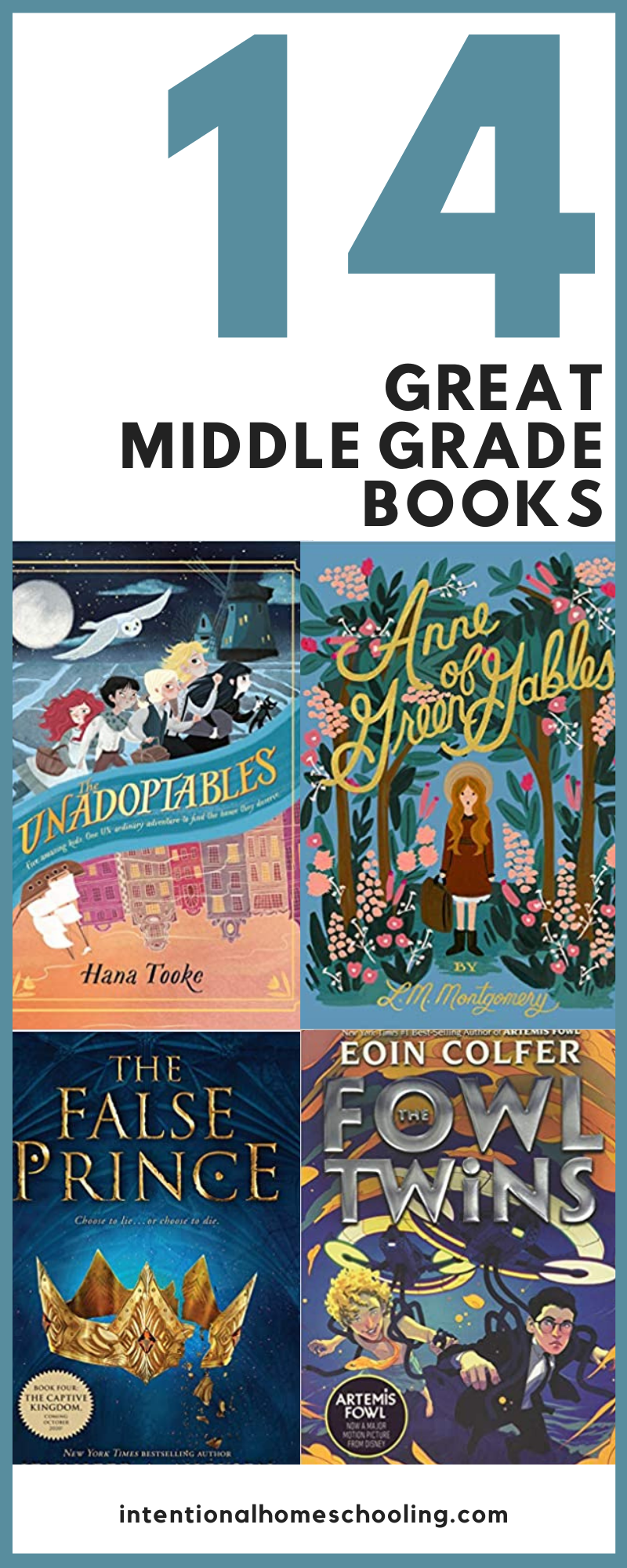 Great Middle Grade Books - books to read for grade 4, grade 5 and grade 6!