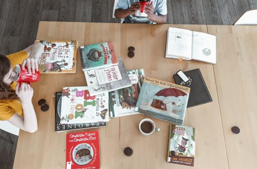 The Best Poetry Books for Kids and How We Have Poetry Tea Time in Our Homeschool