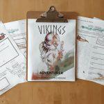 Free Vikings Unit Study