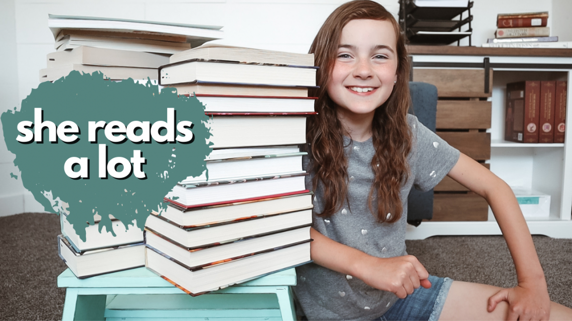 What My Ten Year Old Read - 48 Books for Middle Grade - lots of middle grade fantasy, mystery and historical fiction