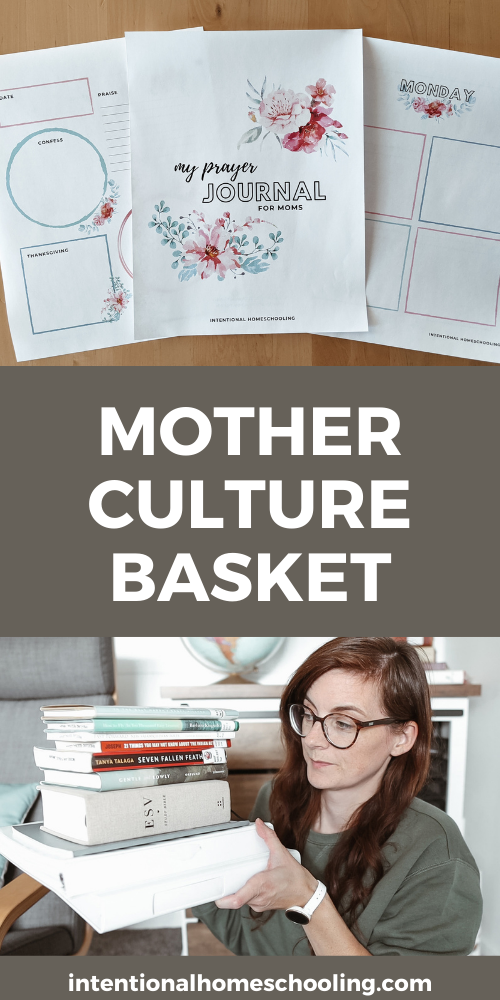 AUTUMN MOTHER CULTURE MORNING BASKET - what I want to be learning this autumn